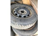 Ford wheels 175 65 14