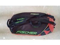 Fischer 6 tennis racket bag