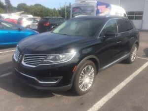 2016 Lincoln MKX Reserve CUIR+GPS+PARK ASSIST