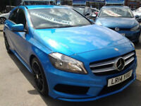Mercedes-Benz A-Class A180 CDI BlueEFFICIENCY Sport (HALF LEATHER)