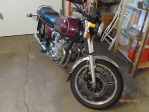 1978 Yamaha XS 1100 in mint condition