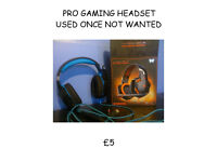 PC COMPUTER EARPHONES