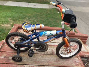 Bicycle for boy age 3 to 6year