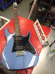 Guitare électrique ibanez