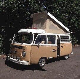 1979 VW Westfalia Bay Window Campervan