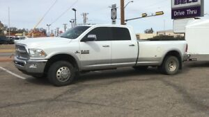 2013 Dodge Ram 3500 6 speed manual
