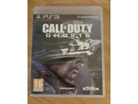 PS3 - Call of Duty: Ghosts - 'Excellent Condition'