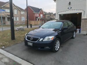 2006 Lexus GS300 in Mint condition - All Wheel Drive