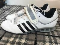 Mens deadlifting shoes 10.5 uk great condition gym training trainers