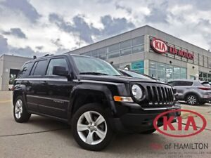 2015 Jeep Patriot Sport 4WD | LOW KMS | SUPER CLEAN | REMOTE STA