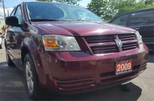 2009 Dodge Grand Caravan SE 2 YEARS WAR