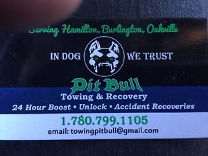 PIT BULL TOWING & RECOVERY