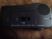 Philips Professional Pocket Memo 398
