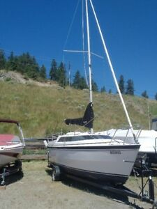 Pampered Sailboat for sale or trade for ???