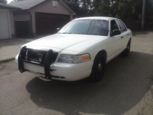 Ford crown Victoria police Street appearance