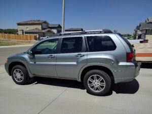 2008 Mitsubishi Endeavor Limited SUV, Crossover