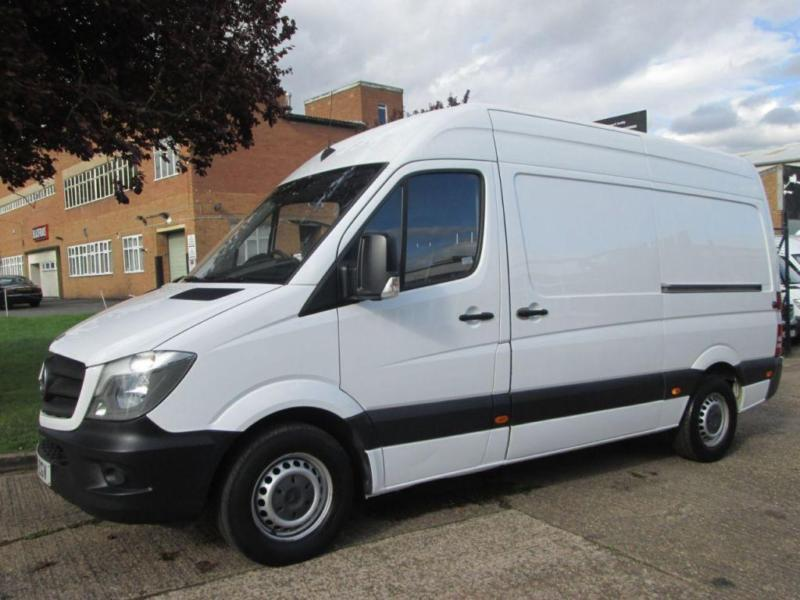 a40cf200c7 2014 14 MERCEDES-BENZ SPRINTER 2.1 313CDI MWB HIGH ROOF 129 BHP. 1 OWNER.  ONLY 7