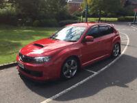 Subaru Impreza Hatchback STI fully forged engine