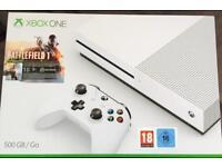 (BRAND NEW) Xbox One S Battlefield 1 Bundle (UNOPENED)