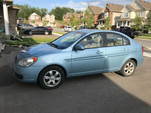Hyundai Accent Sedan OBO