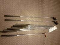 Nicoll Golf Clubs and bag