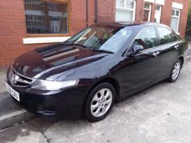 Honda Accord Saloon 2008 MK 7 Facelift 2.2 i CTDi SE 4dr (hands free)