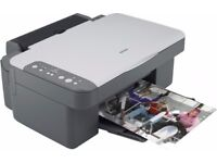Going for a song! Epson all-in-one colour printer, scanner and copier. Cables & ink included..
