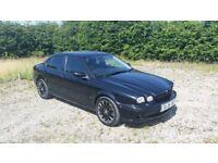 Jaguar X-Type 2.1 V6 Sport 4dr * Only 59K Miles! * Full 12 Month MOT * Top Spec – Full Leather *