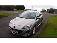 "MAZDA 3 2.2 D SPORT,(60)plate,17""Alloys,Air Con,Cruise,Heated Seats,Very Clean Condition,52mpg"