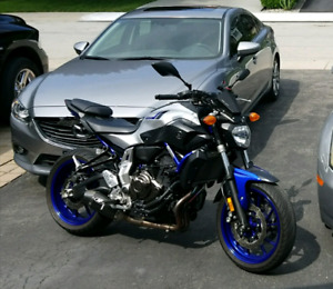 Yamaha FZ-07 price reduced!