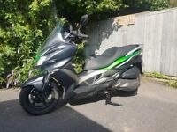 Kawasaki j300 special edition with Abs