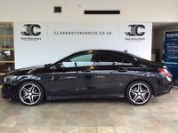 Mercedes-Benz CLA CLA180 AMG SPORT (black) 2014-09-18