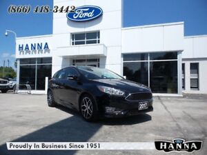 2017 Ford Focus SE *200A* *SPORT~WINTER PACKAGE*