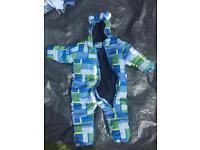 Snow suit 12-18months