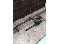 Petrol garden tools spares and repairs