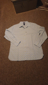 Gap mens dress shirt size XL
