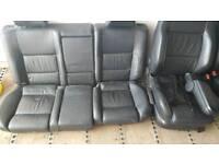 VW Golf/Bora MK4 highline leather interior