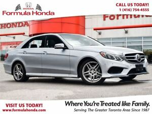 2014 Mercedes-Benz E-Class E350 4MATIC | RARE PREMIUM PACKAGE |
