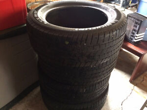 MICHELLIN ALL SEASON TIRES
