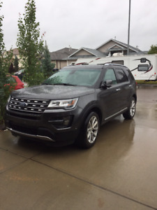2016 Ford Explorer Limited SUV - Low Kms, Loaded