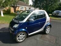 Smart 4 2 cabrio