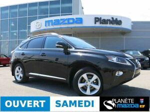 2013 LEXUS RX 350 4DR AWD F SP AUTOMATIQUE