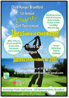 Golf Tournament for Children's Charity