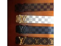 Designer belts and chains for sale