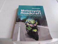 MOTORCYCLE ROADCRAFT POLICE RIDER'S HANDBOOK