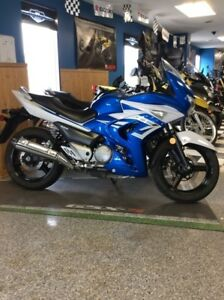 2015 Suzuki GW250 F