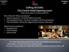 Chef Recruitment Day