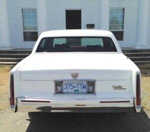Classic Cadillac Sedan Deville