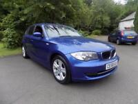 2008 BMW 1 SERIES 116I SE HATCHBACK PETROL