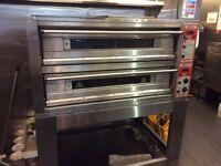 Citizen Zanoli electronic 6 pizza oven, 150x70 - n, 400V 50HZ